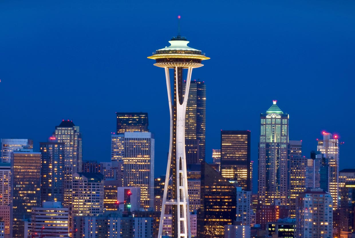 Visita Seattle, Estados Unidos
