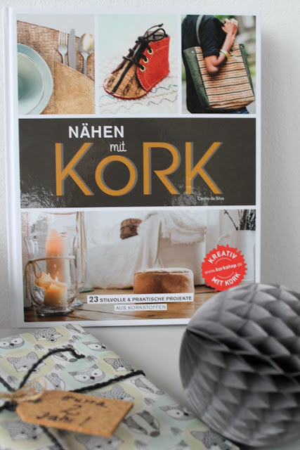Naehen mit Kork Buch Vorstellung