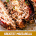 Greatest Mozzarella Stuffed Crockpot Meatloaf #crockpotmeatloaf #meatloaf