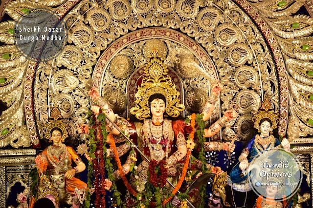 Durga Puja at Sheikh Bazar