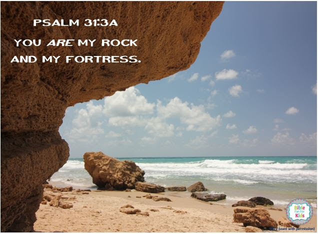 https://www.biblefunforkids.com/2019/10/God-is-our-rock.html