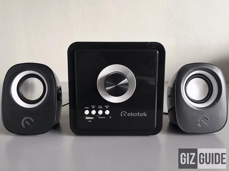 Ekotek Ekoplay Max Review - Budget Big Bass Speakers