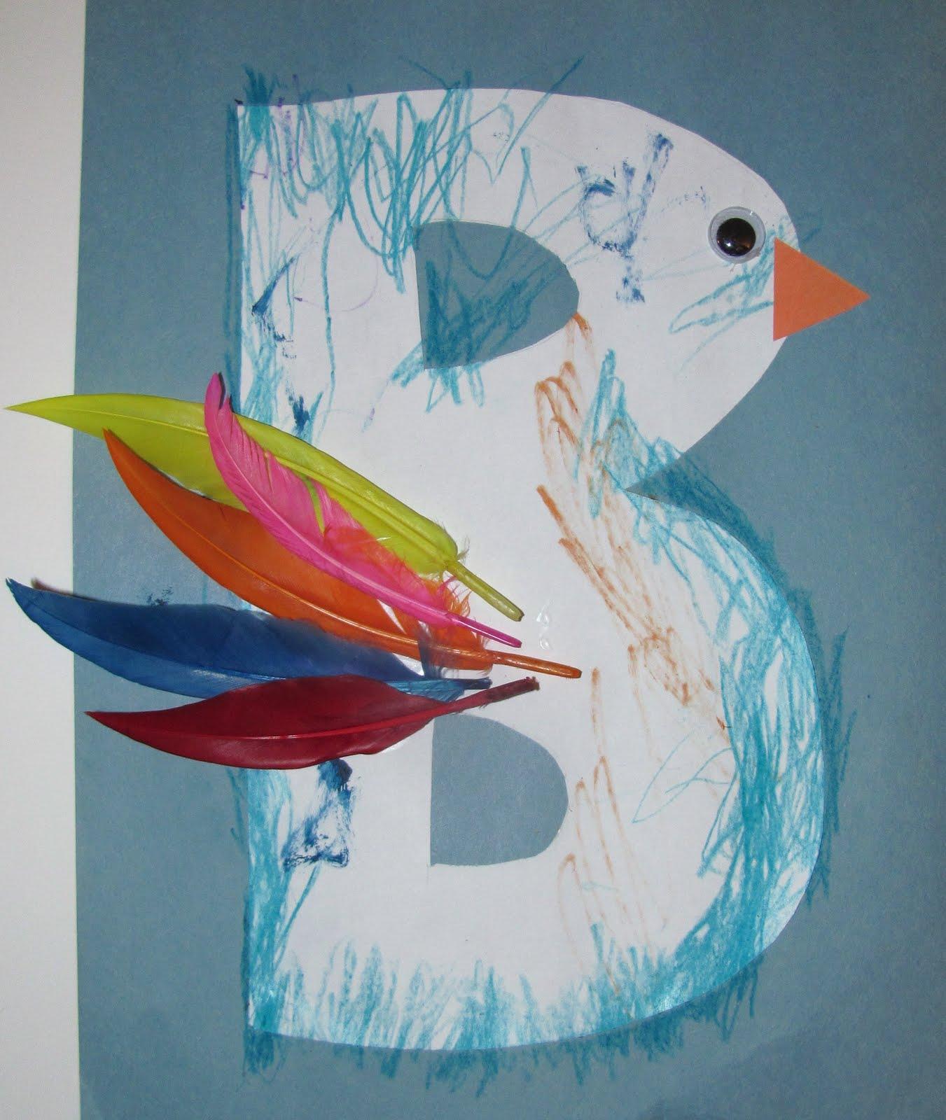 Itmom B Is For Bird