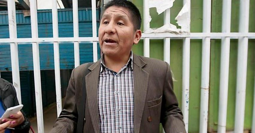 Ordenan suspender inscripción de SUTEP Cusco, representado por Ernesto Meza Tica, según Resolución Directoral N° 025-2018