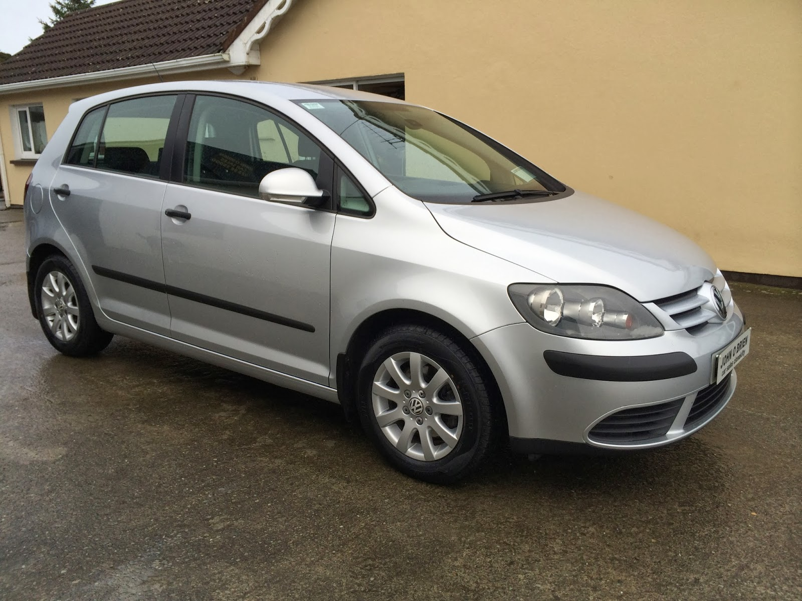 john o brien car sales clonakilty 2005 volkswagen golf plus 1 9 tdi se. Black Bedroom Furniture Sets. Home Design Ideas