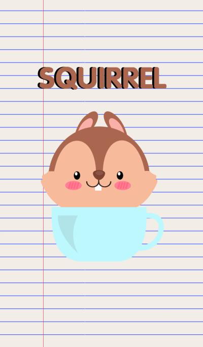 Simple Squirrel Theme Vr.2