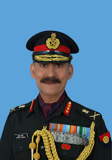 Lt Gen Suresh Sharma, Engineer-in-Chief, Indian Army-Ex DGBR