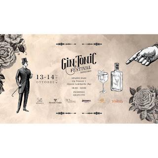 Gin & Tonic Festival 13-14 ottobre Alzano Lombardo (BG)
