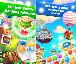 Download Cookie Jam Mod Apk v5.90.213 Terbaru (Mega Mod)