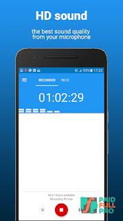 AudioRec Pro Voice Recorder APK