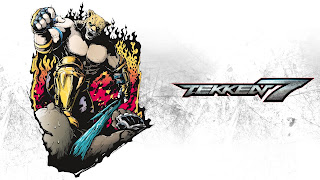 Tekken 7 King wallpaper