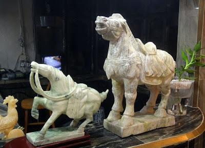 jade horse