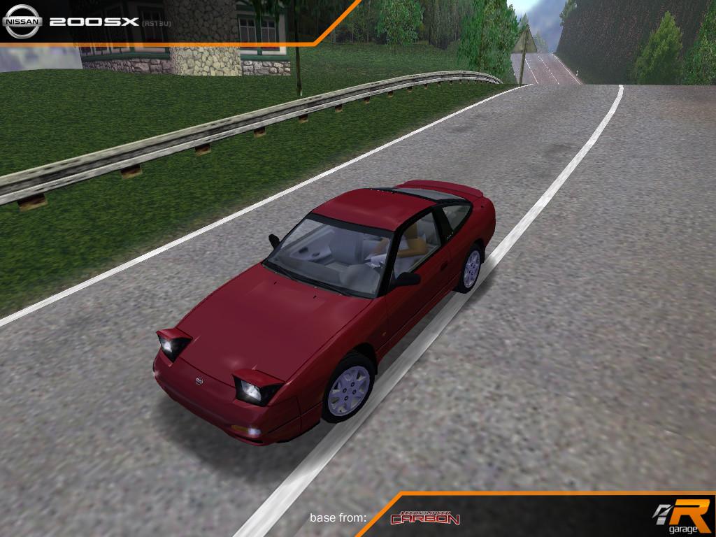 1988 Nissan 200SX (RS13U)
