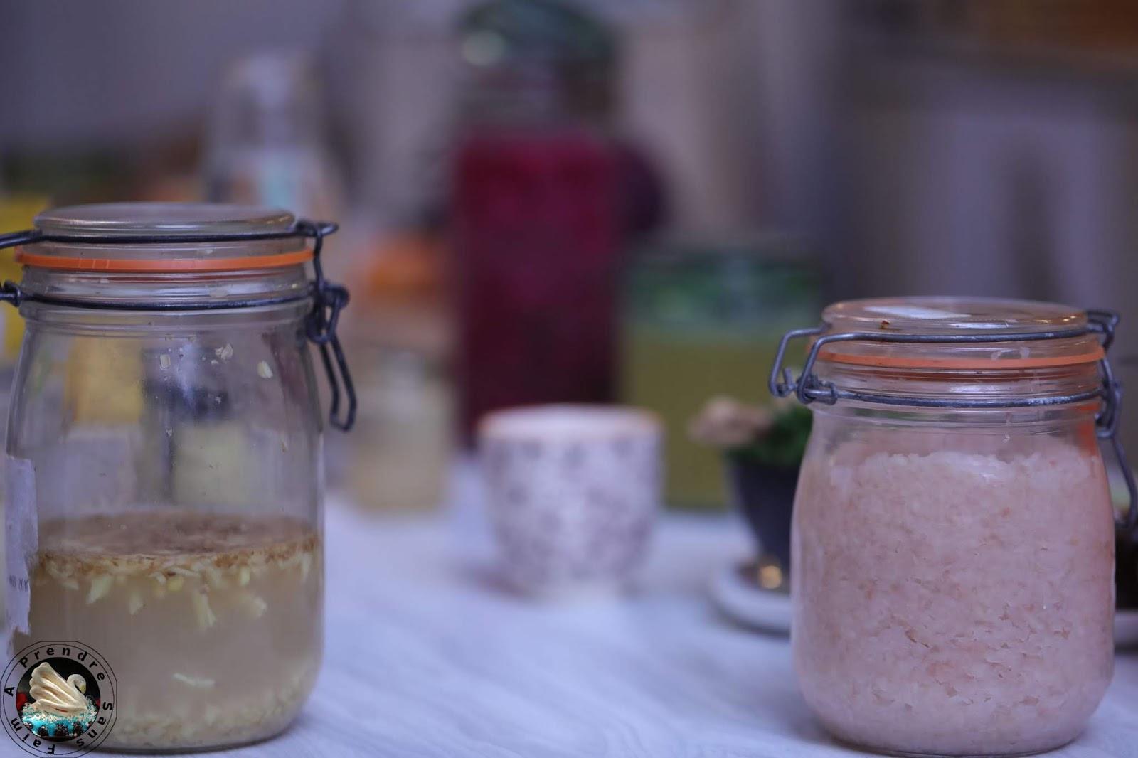 Soirée Super Naturelle sur les ingrédients fermentés