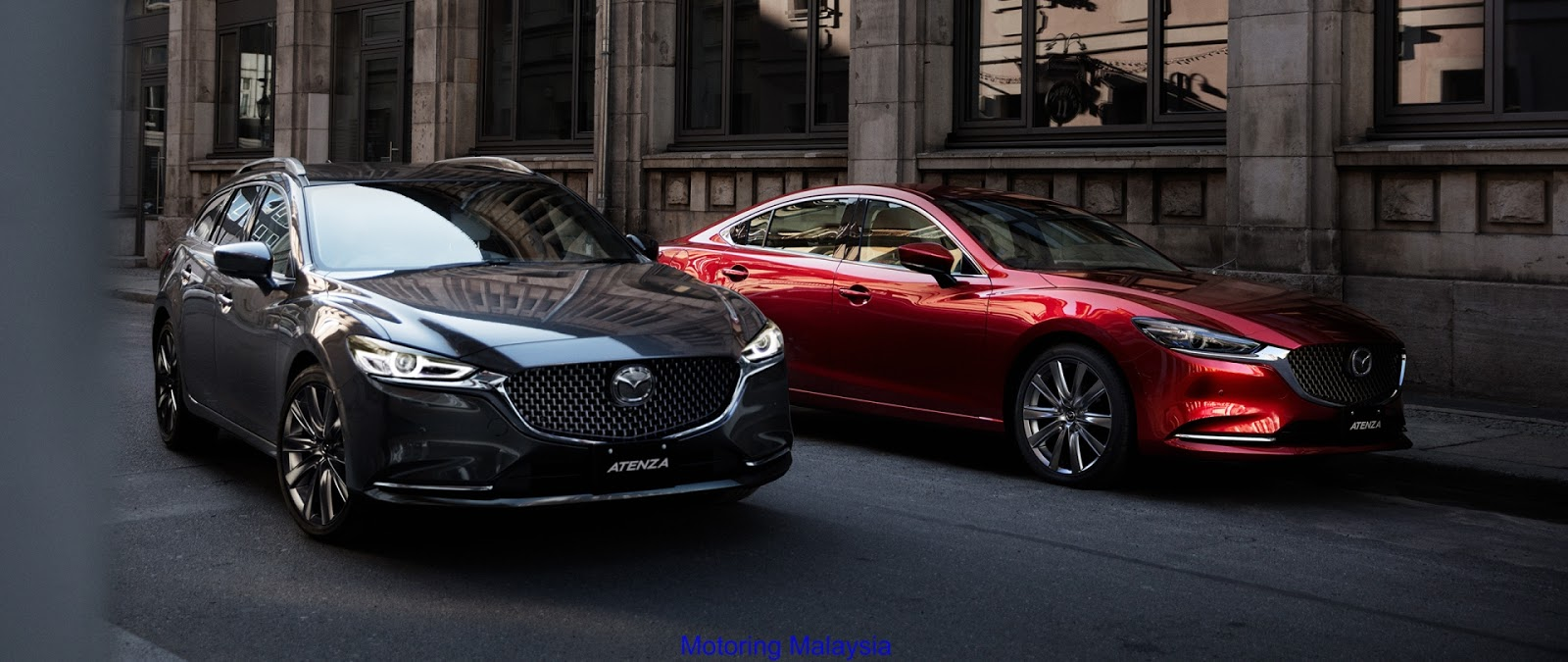 Updated Mazda 6 will be offered in 2017 46