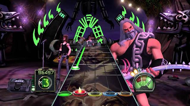 Download Guitar Hero 3 Legends of Rock Game