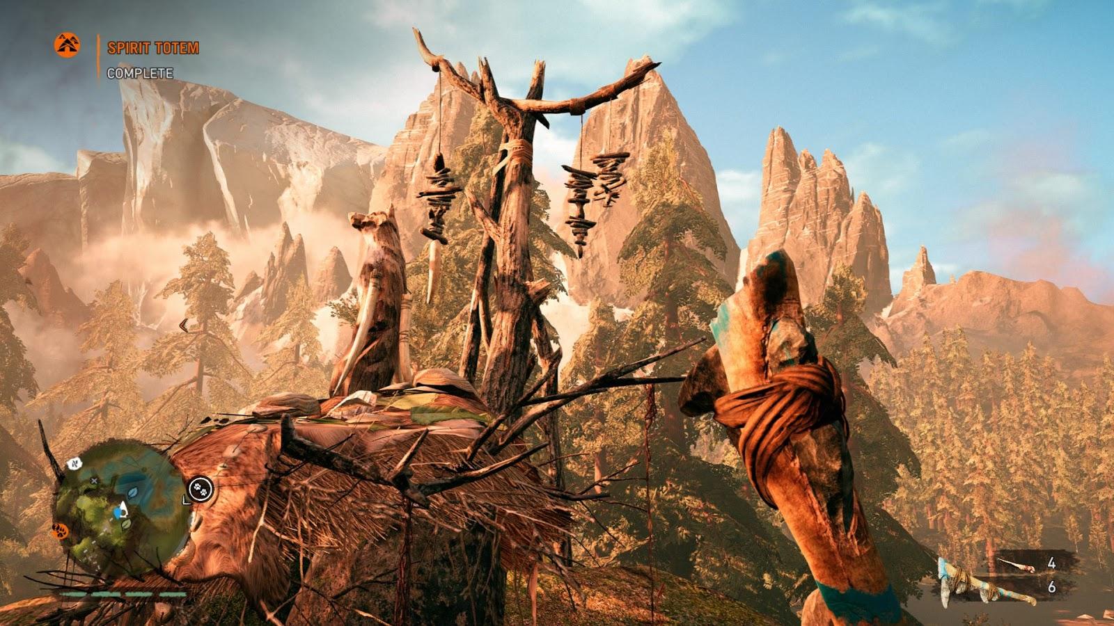 Gamer S Log Daily Far Cry Primal
