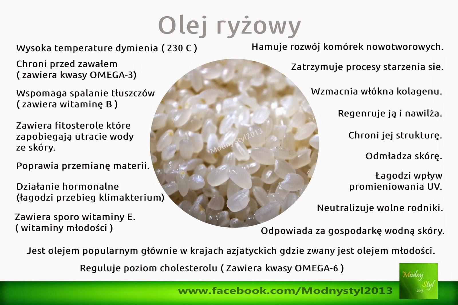 Olej ryżowy