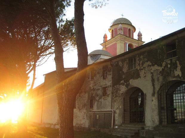 Cinque Terre en un dia que visitar santuario di montenero