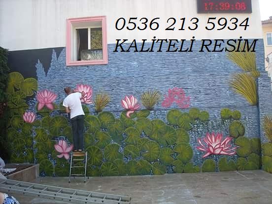 Duvar Ressami Profesyonel Kaliteli Duvar Ressami 0536 21bahçe Duvari