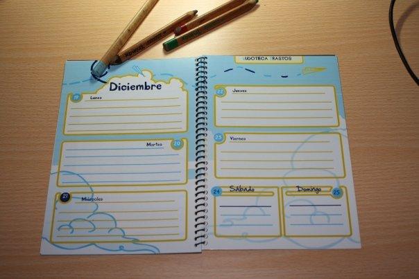 Resultado de imagen de imagenes agendas escolares