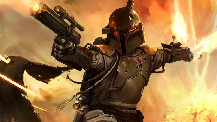 Star Wars: Boba Fett