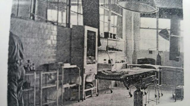 Hospital Amador Guerrero datos Históricos