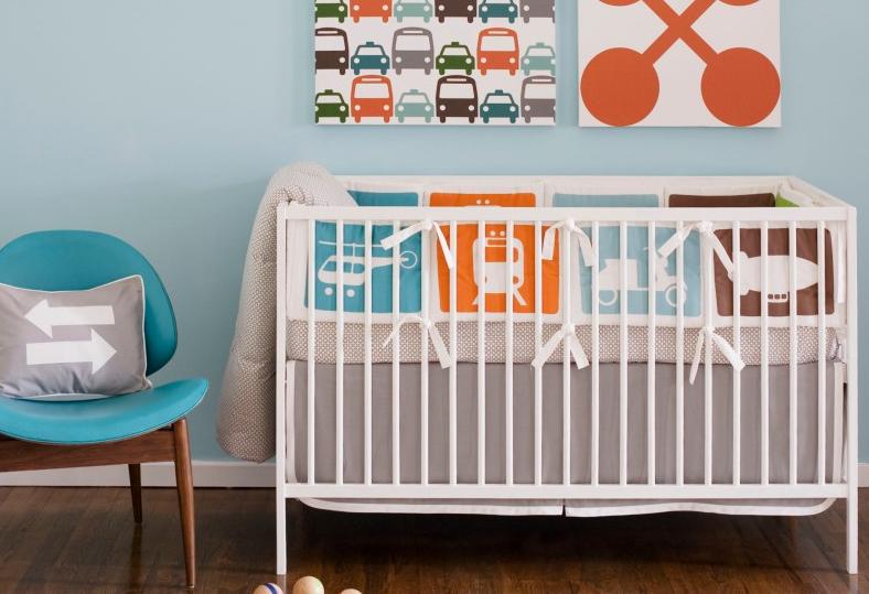Rhan Vintage Mid Century Modern Blog Nursery Decisions