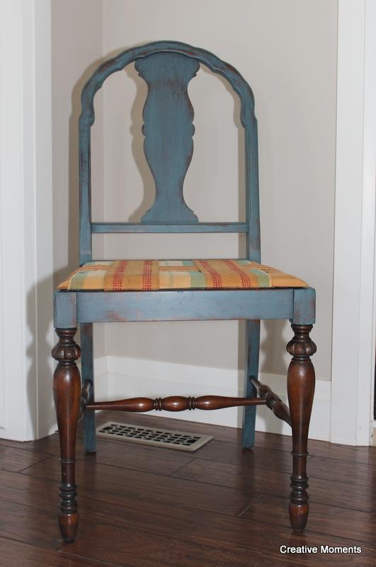 - Homestead House Milk Paint Antique Chair