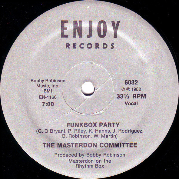 Masterdon Committee Funkbox 2