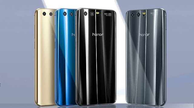 Huawei Honor 9 Officially Comes with Dual Camera