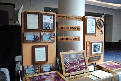 Buck display at Blade 2017