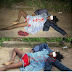 Lady's corpse dumped by unknown men in Sapele