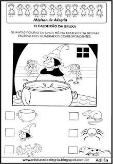 Probleminhas ilustrados para séries iniciais