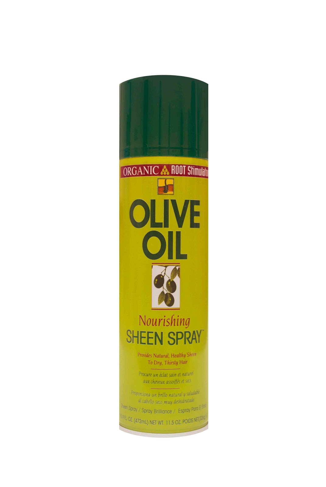 Using Oil Sheen On Natural Hair