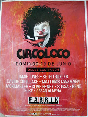 circo loco Fabrik