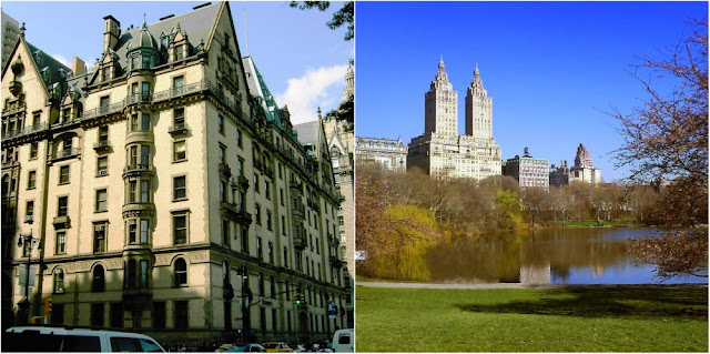 Top 5 arranha-céus em Nova York: Dakota & San Remo Buildings