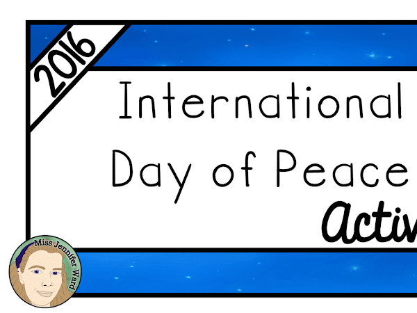 International Day of Peace 2016: Activities