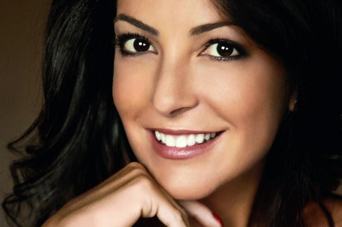 Ana Maria Tahan Classy as belas mulheres da televisÃo