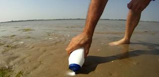 Ρίχνεις αλάτι στην άμμο και να τι βγαίνει…
