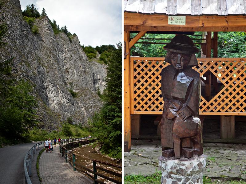 Pieniński Park Narodowy, Leśnica, Słowacja, centrum turystyczne