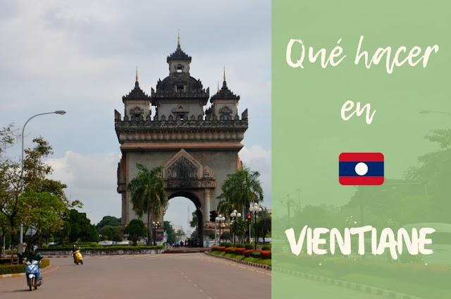 que hacer en vientiane laos