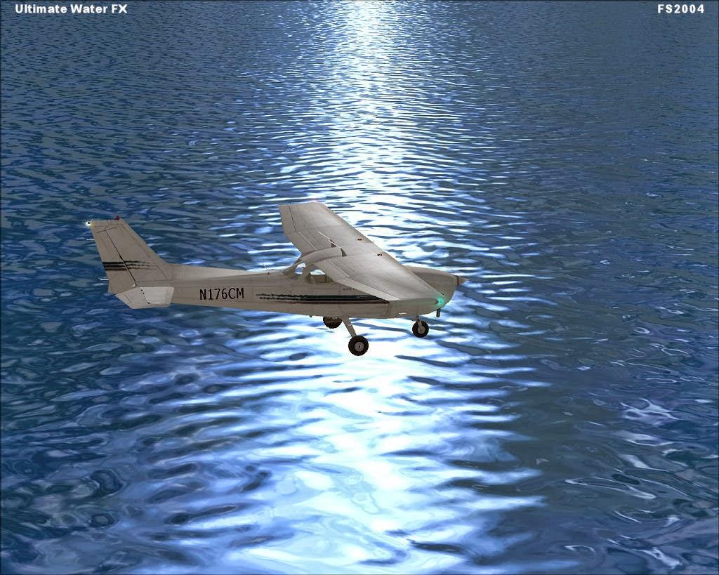 .:FS PRO BRASIL SERVER:.: FS2004 -Zinertek Ultimate Water