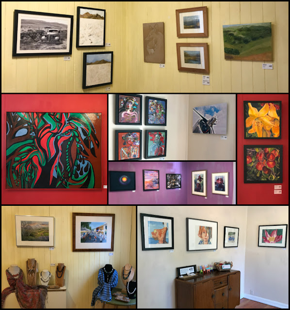 concord art association summer show 2017
