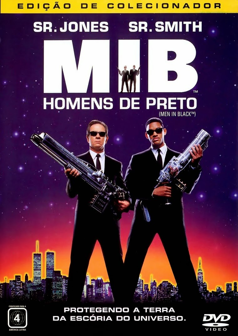 MIB: Homens de Preto – Dublado (1997)