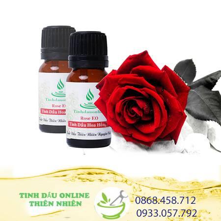 Tinh dầu hoa hồng nguyên chất 100ml