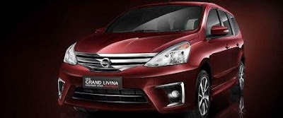 Harga Kredit Nissan Grand Livina