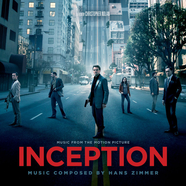 Hans Zimmer - Inception (Music from the Motion Picture) Cover