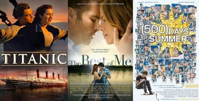 rekomendasi film hollywood romantis terbaik, film barat romantis terbaru 2018