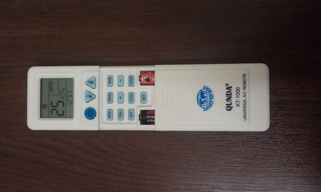 Kt-1000 Universal Remote Control Manual - marblaus's diary